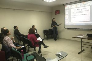 Uzaktan Eğitim Planlama Toplantısı gerçekleştirildi